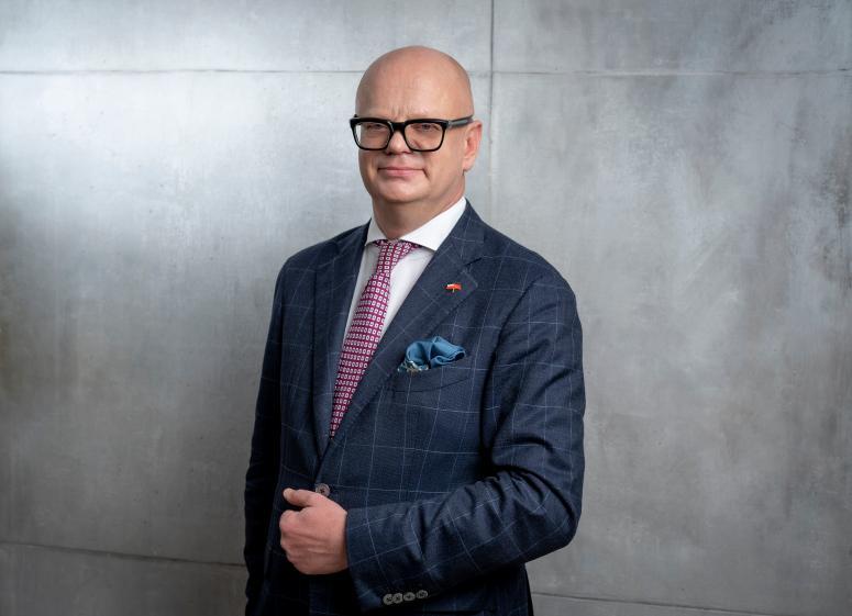 Wojciech Kamiński Konsul Honorowy Turcji we Wrocławiu