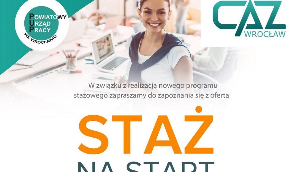Staż na start - PUP Wrocław