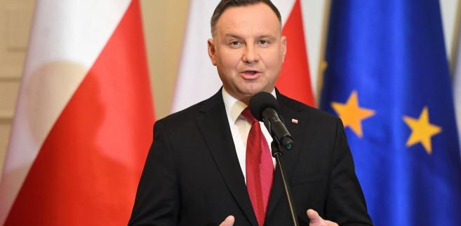 Andrzej Duda Prezydent RP