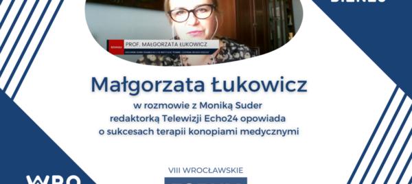 Prof. Malgorzata Lukowicz VIII WFK