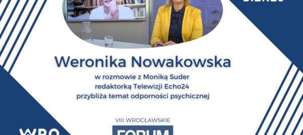 Weronika Nowakowska VIII WFK