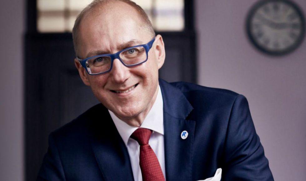Prof. Arkadiusz Wójs - rektor PWr