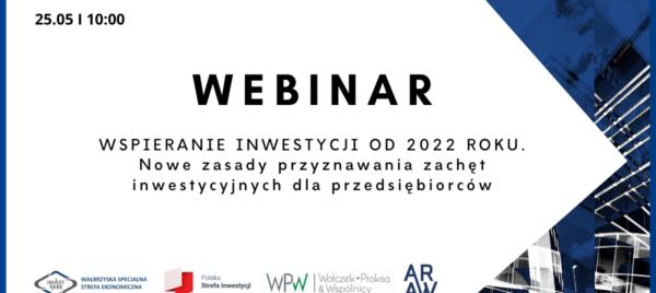 Wołczek webinarium