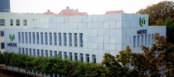 inQUBE - budynek